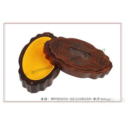 椭圆异形奖牌包装盒 木质奖牌礼品包装木盒 金银奖牌木盒包装订做