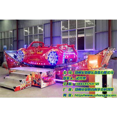 极速飞车 热销好玩的新型游乐设备宏德游乐供应