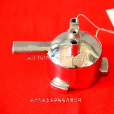 供应精密铸造 不锈钢咖啡机 配件抛光 不锈钢铸造厂