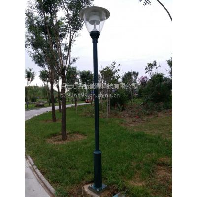 保定灯谷庭院灯led路灯户外景观灯3米3.5米公园高杆灯室外别墅道路草坪灯