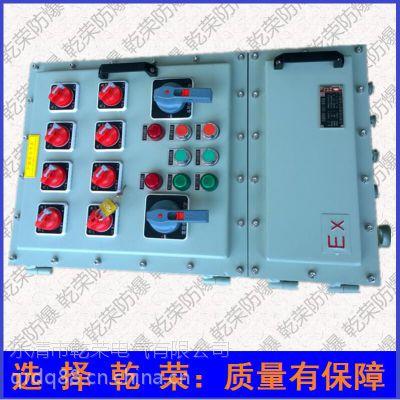 BXK51防爆控制箱 防爆电箱(可定制)乾荣供应