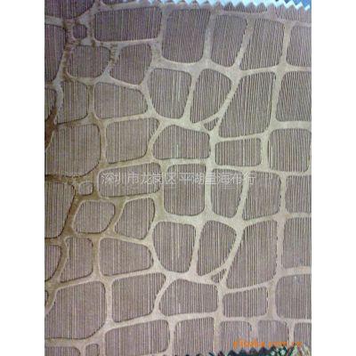 供应装饰软包革 石头纹皮革 装饰材料 夜场软包 KTV墙布皮革