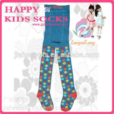 供应纯棉儿童连裤袜,女孩打底袜裤,卡通紧身裤