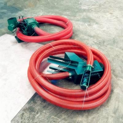 粮库专用螺旋吸粮机 润华农机高效吸粮机 PVC系列抽粮机