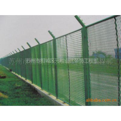 供应苏州热镀锌围墙护栏