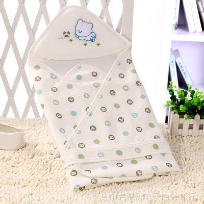 汤博士 新生儿包被 竹纤维包被 宝宝包被抱被抱毯 竹纤维006