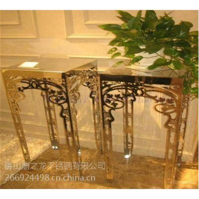 不锈钢仿红古铜展示柜 珠宝店不锈钢玫瑰金展示柜 304不锈钢展示柜加工