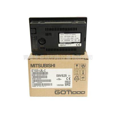 供应特价现货三菱原装触摸屏 人机界面 PLC  GT1020-LBL-C