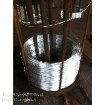机编用低碳热镀锌钢丝