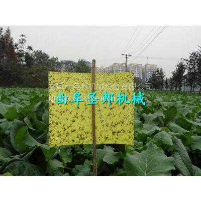 圣邦批发杀虫效果好粘虫黄板 优质耐用高效粘虫板