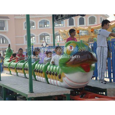 郑州果虫滑车游乐设备 新款儿童游乐设备 三包服务
