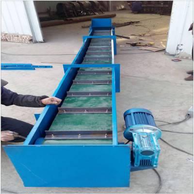 粮厂装卸埋刮板输送机 环保型刮板机运输 兴运承接定做