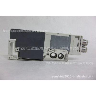 供应SMC 气动元件 SQ1141-5LO-L5-Q 5通 先导式 电磁阀 SQ 系列