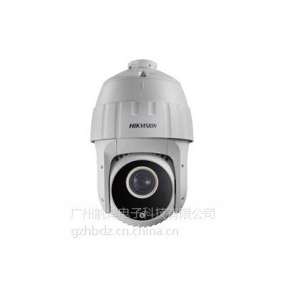 广州航博安防监控高压脉冲电子围栏网络监控摄像头安装