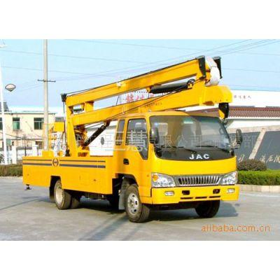 供应江淮18米高空作业车,操作方便,维护简单