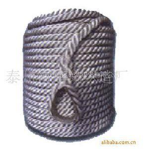 供应光华---高空清洗安全绳三股锦纶绳
