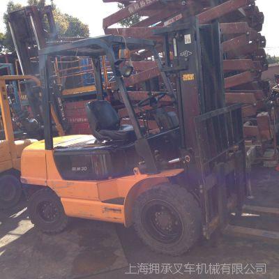 浙江、江苏、上海联合供应二手杭州叉车,合力叉车二手叉车免运费