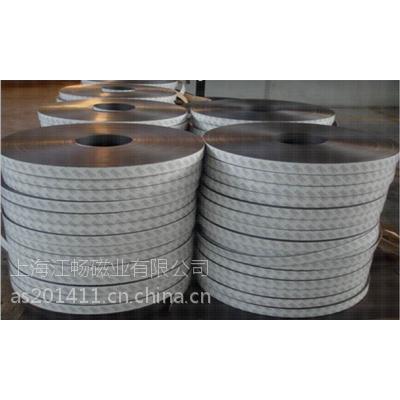 上海10*1.5 15*1.5 20*1.5 25*1.5 30*1.5MM橡胶软磁条 广告软磁条