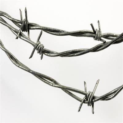 镀锌刺线 带刺铁线 毛铁刺