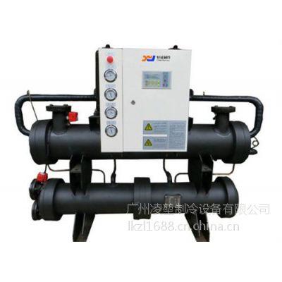 风冷式冷水机厂家|广东80hp冷水机|凌堃制冷