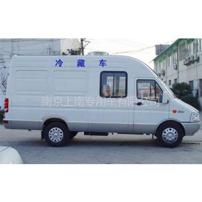 供应NJ5048XLC3依维柯42冷藏车(国3排放)