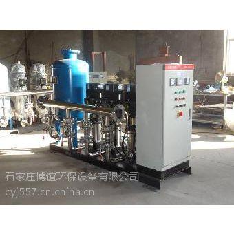 供应河北变频供水设备定压补水装置BeDY-600博谊制造