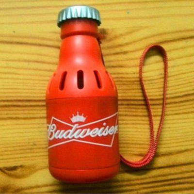 供应啤酒瓶音箱   可乐音箱  插卡音箱  啤酒饮料礼品