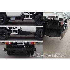 供应上海五十铃货车100P标双后单轮栏板车报价