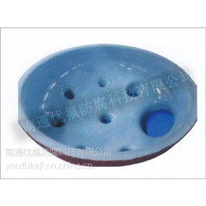 优氟 提供1-0板衬工艺 板衬防腐 板衬四氟塔节加工
