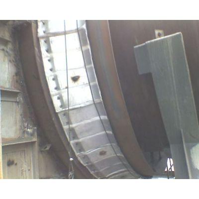 供应廊坊瑞旭密封定做水泥厂柔性滑动式回转窑密封件 鱼鳞片定做 机械密封件厂家直销