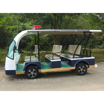 凯瑞德电动巡查车重庆六座电动车KRD-X8