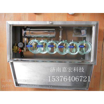 济南嘉宏压水自救装置材质压风供水一体机价格煤矿专用压风供水