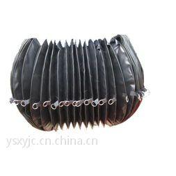 鑫垚新型圆罩生产厂/缝合式护罩量大优惠中/丝杠防护罩型号齐全