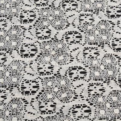 厂家直销 长乐时尚女装蕾丝锦棉蕾丝花边面料 质量保证 量大从优