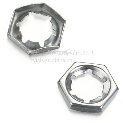 不锈钢扣紧螺母DIN7967郑州中扬金属厂家直销|中国供应商网提供信息