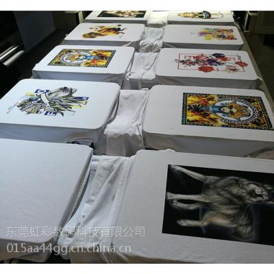 佛山服装数码印花机服装数码打印机T恤数码印花机T恤数码彩印机