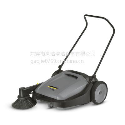 德国凯驰手推式扫地机KM400庭院清扫车 替代KM70/20自动扫地车