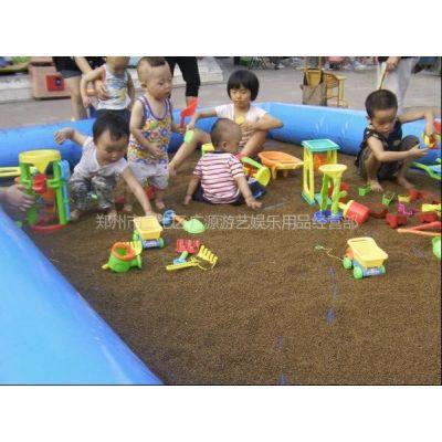 供应充气沙池/儿童水池/PVC水池/方形水池/沙滩玩具决明子