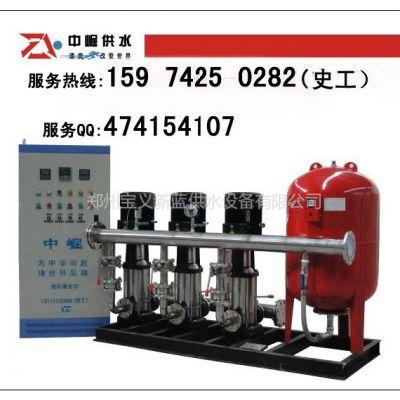 供应惠州变频恒压变量全自动供水设备,变频恒压变量全自动供水设备厂家丨文化古都、中部新城