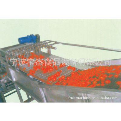 供应新品特价!宝杰食品机械--JUG4511洗菜机7000*1200mm 欢迎订购