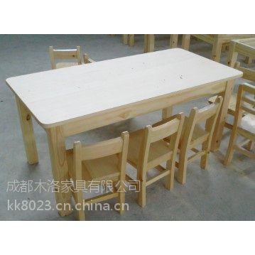 简约现代汉中单人床, 健康安全幼儿园家具,四川儿童家具厂