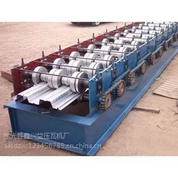 楼承板设备兴益压瓦机厂