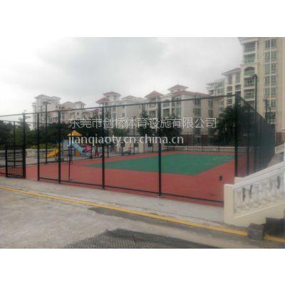 工厂塑胶篮球场地施工 中山彩色篮球场地面漆的铺设为企业增光添彩
