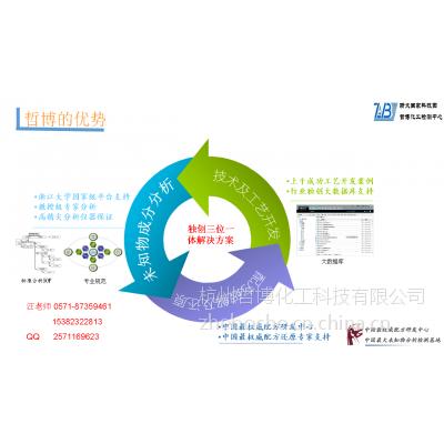 供应德国UV涂料配方分析多乐士UV涂料成分分析--杭州哲博检测中心