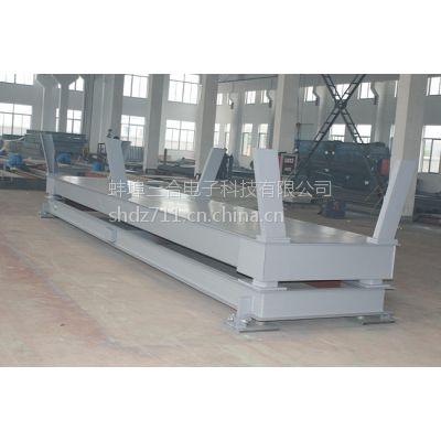 SCS-5吨缓冲秤,1.5米x1.5米钢卷秤三合