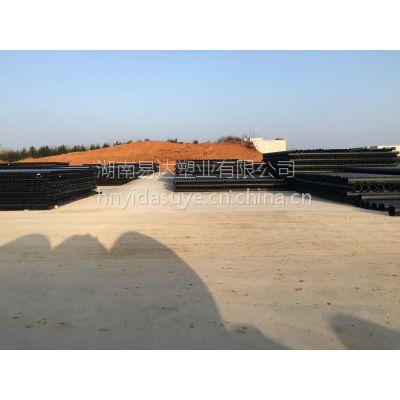 靖州HDPE给水管公司易达塑业产品可作为生活给水管道