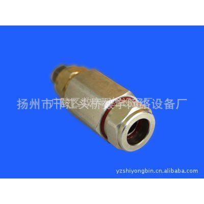 长期供应 -12三节免掏空FJ防水接头 铝合金防水头 电缆连接器