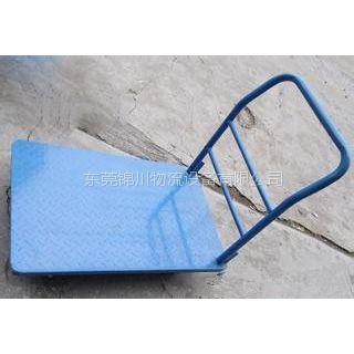 东莞锦川定制各式钢网手推车,周转车,防静电线网手推车价格