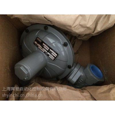 美国FISHER煤气调节阀CS400 S301锅炉用直动式减压阀