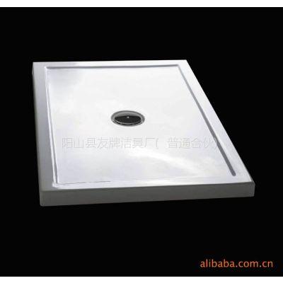 友牌卫浴供应淋浴房底盆,中盆,低盆,各种尺寸可定做